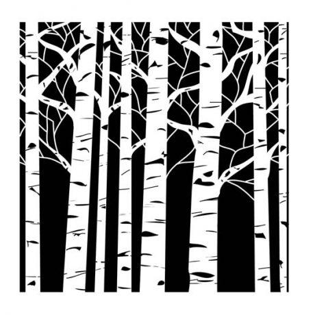 stencil-mini-aspen-trees