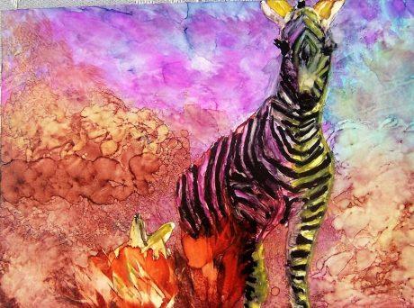 Sherri Patterson Zebra