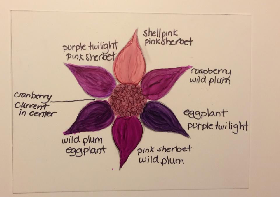 Erin DePino flower petals