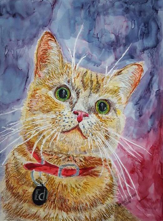 CoraTurner Kitty