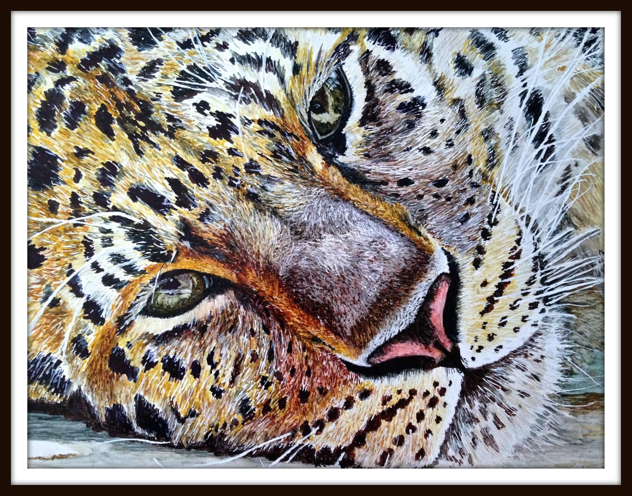 ElaineByersKalmbachAmurLeopard