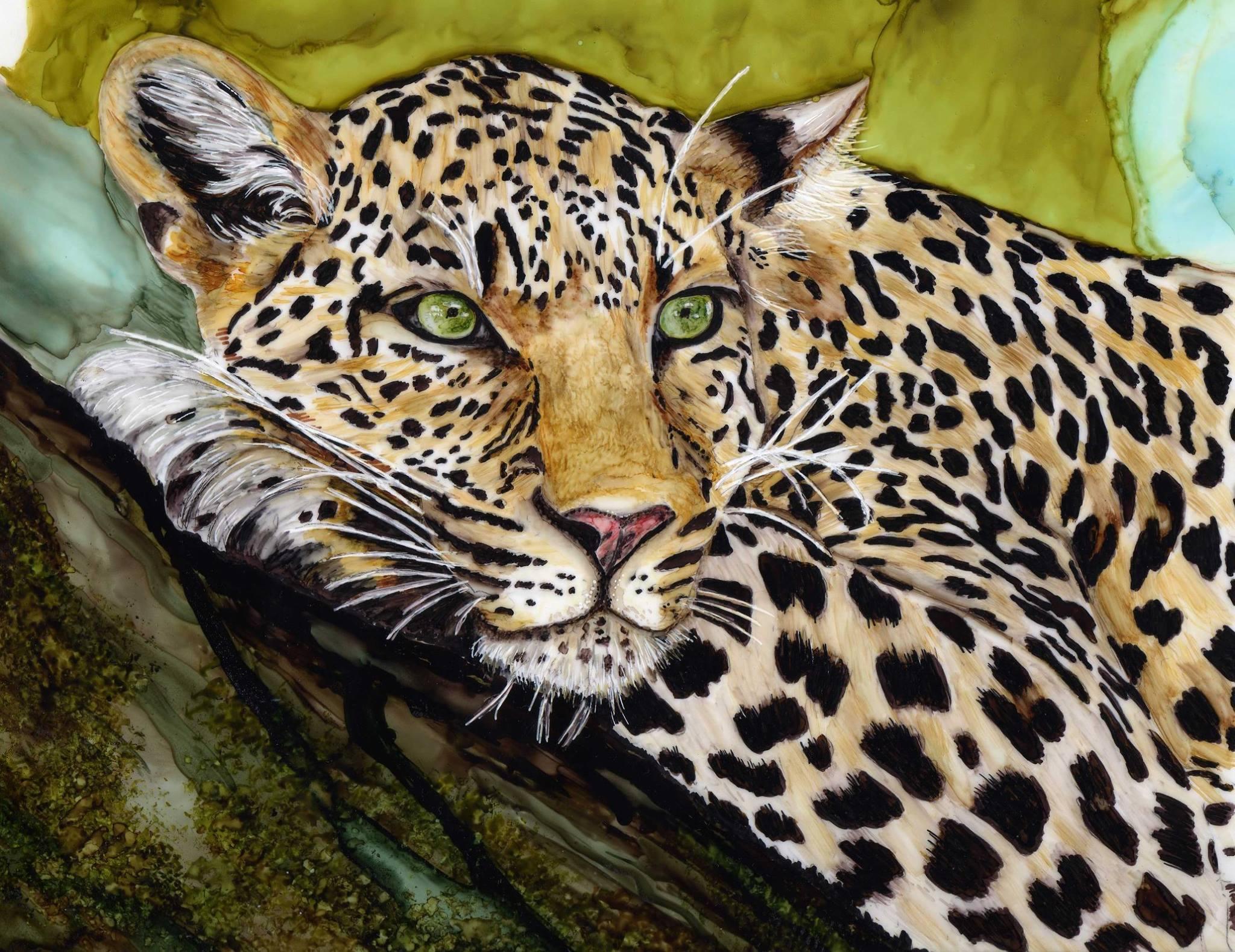 StephSweetingLeopard
