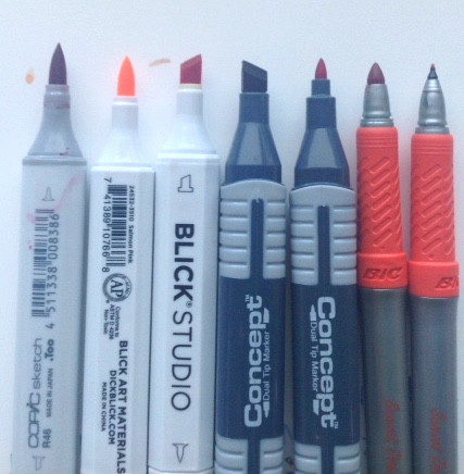 Markers At A Discount Save Money On Your Markers